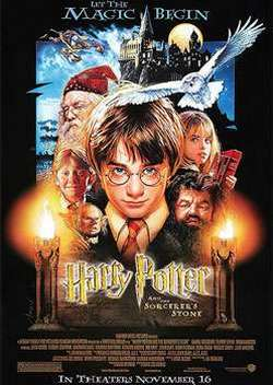 Poster of Harry Potter and the Sorcerer's Stone